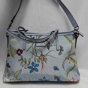 New GUCCI 353440 Kris Knight Flora small tote bag